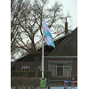 Blossevlag in top!